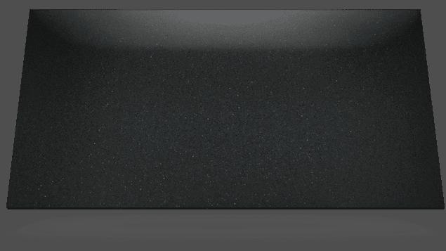 Silestone Color negro Strella